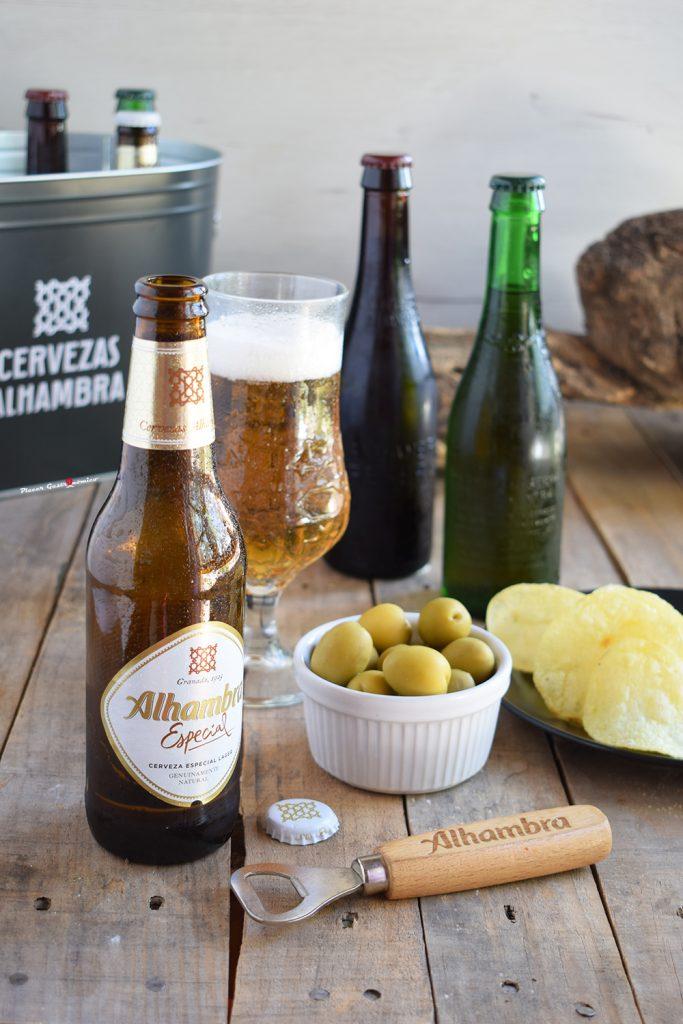 Momentos Alhambra Cervezas Alhambra