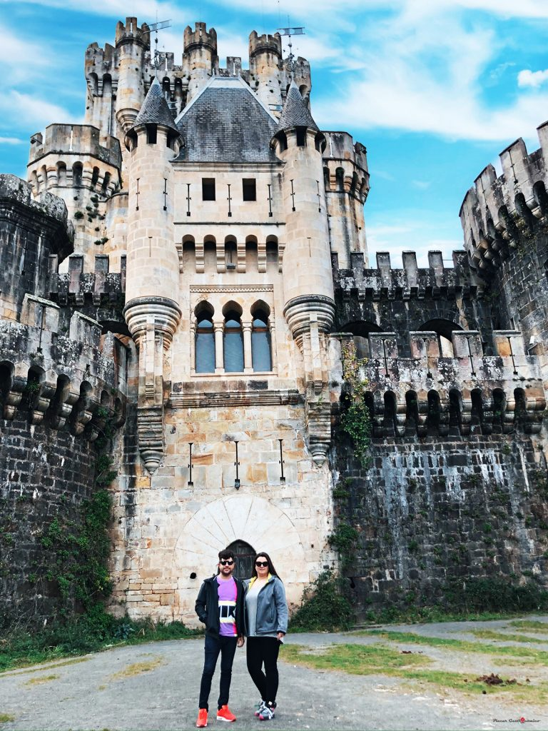 Castillo de Butrón Gatica Bilbao