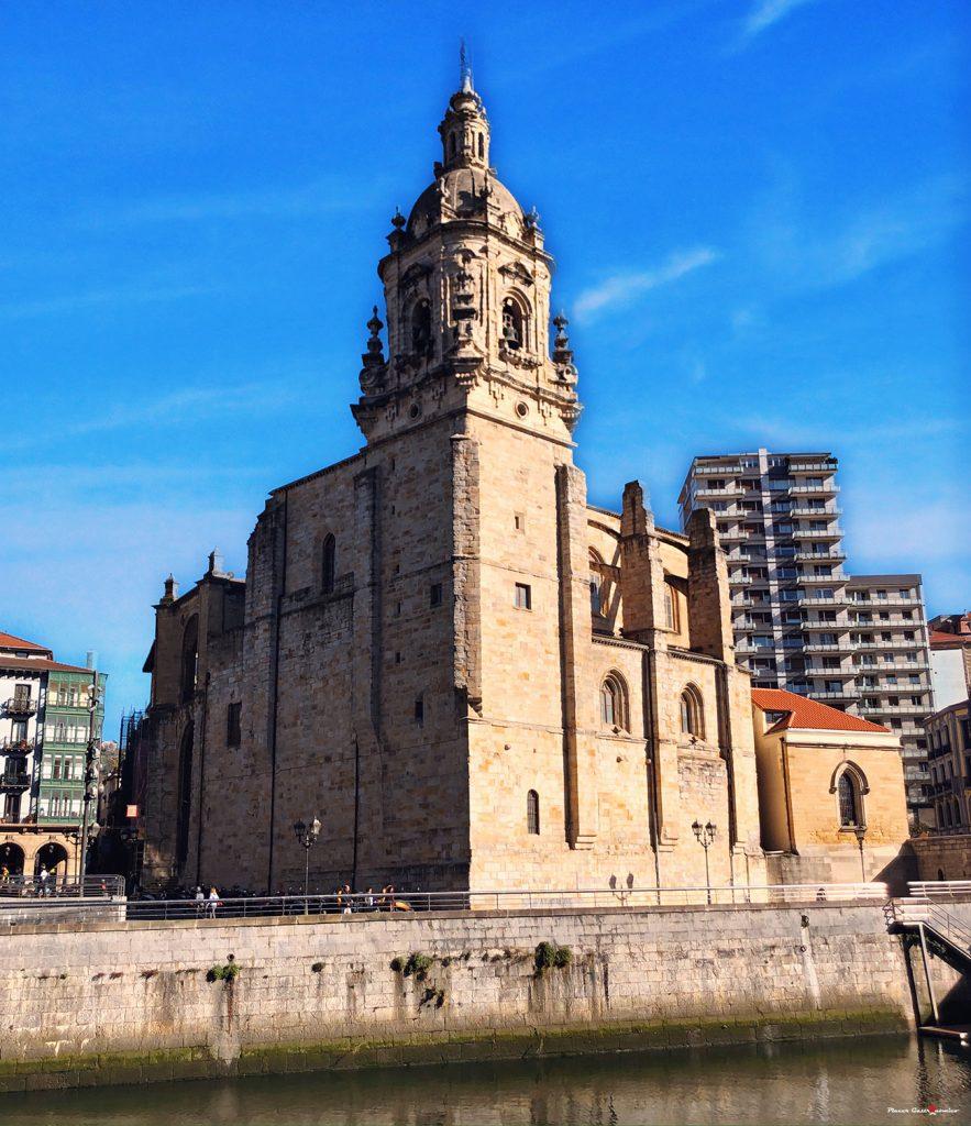 Iglesia san antón Bilbao