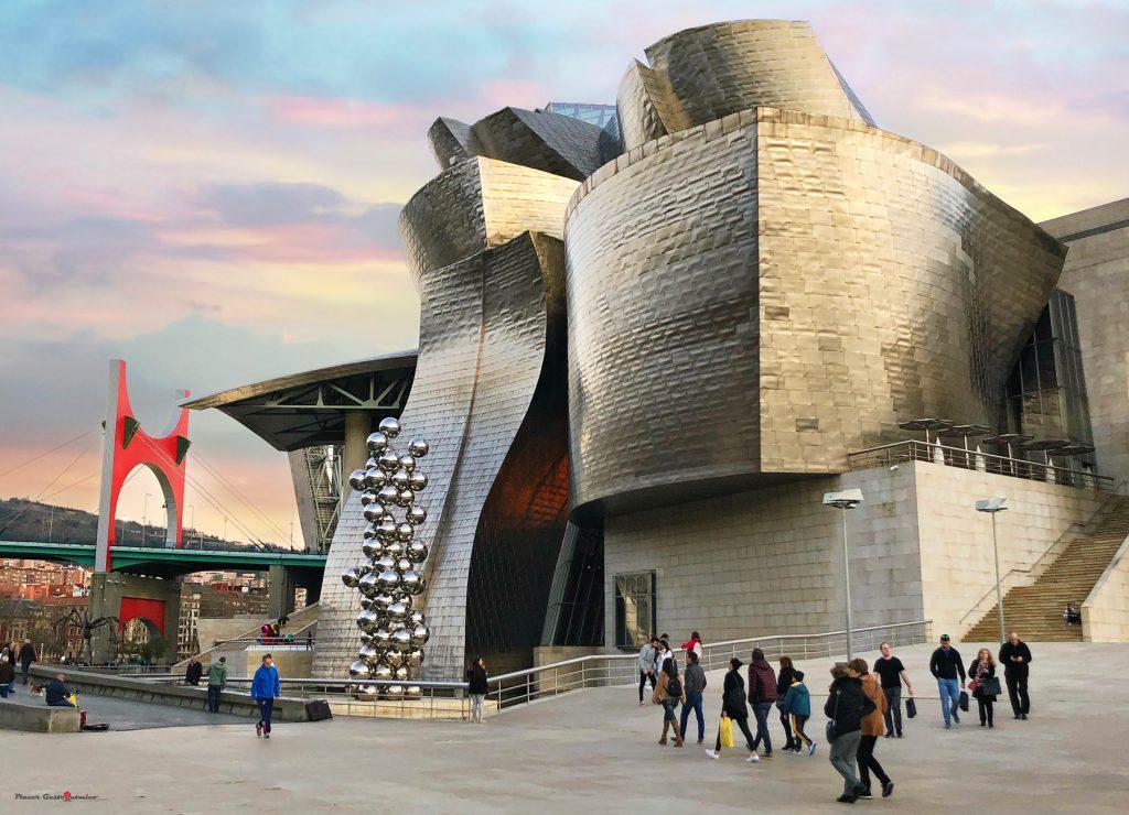Bilbao Museo Guggenheim