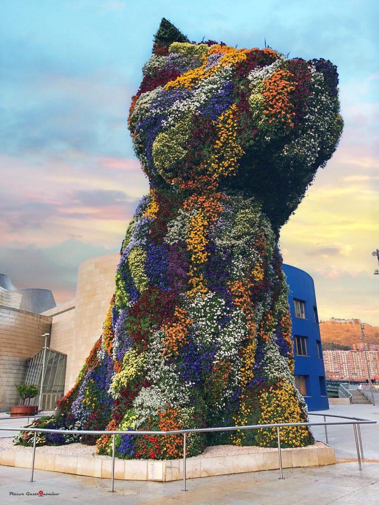 Puppy Bilbao Museo Guggenheim