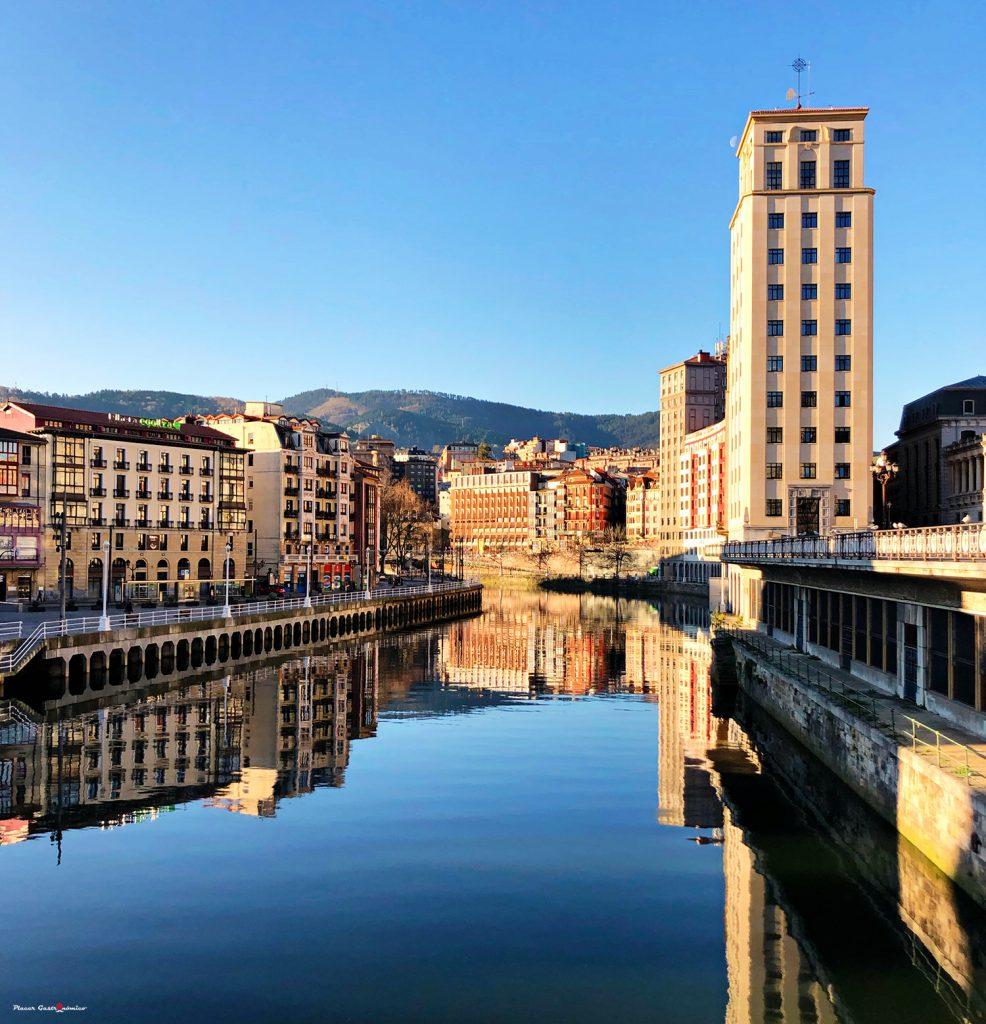Rascacielos de Bailen Bilbao